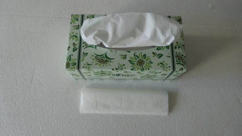 纸巾高压法 - 非著名艺术家 - 非著名艺术家